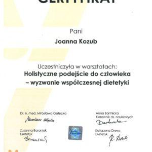 Organizacja szkolenia Instytutu Mikroekologiii na temat diagnostyki alergii