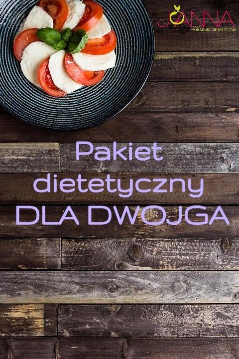 Wsparcie dietetyka klinicznego dla dwojga