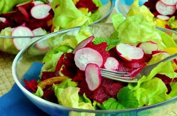 Dieta roślinna jest zdrowym sposobem odżywiania.